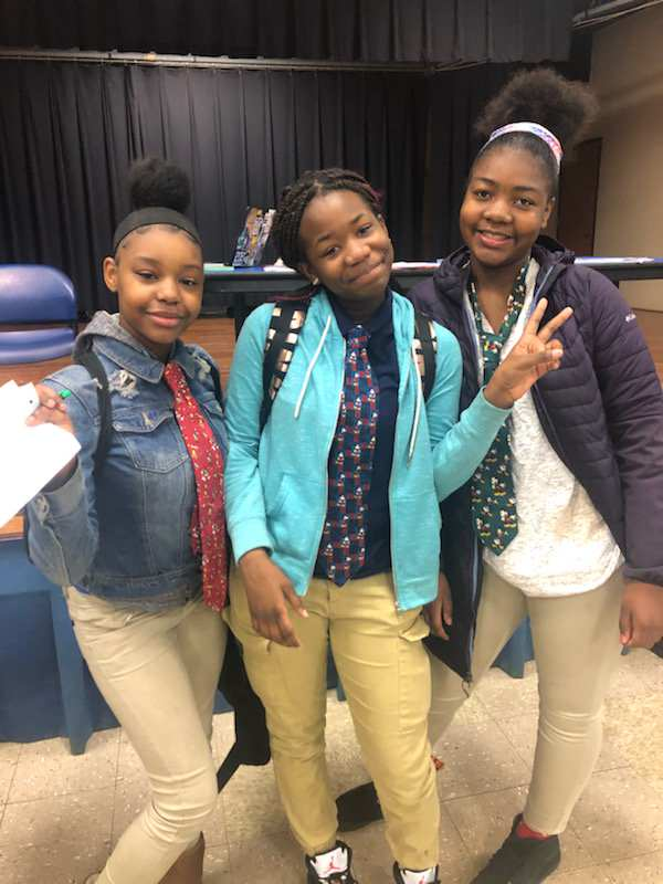 Oxonhill Middle School